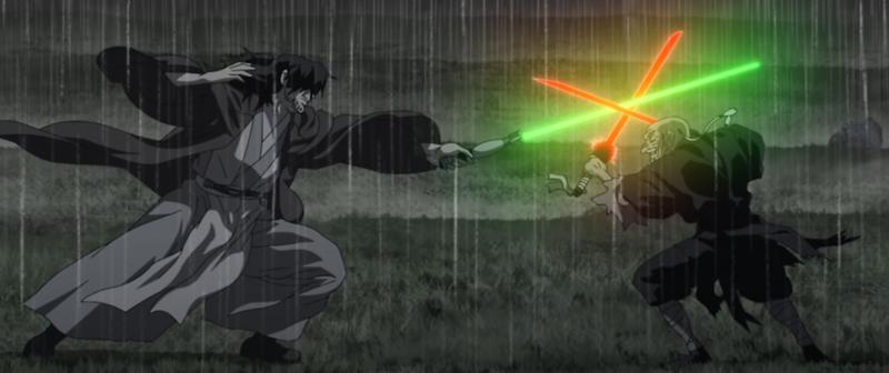 disney plus Star Wars Visions anime (2)