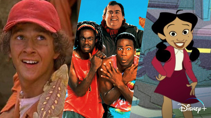WHAT'S NEW (12/30 – 1/12) – More Disney Channel, Marvel Animation, plus COOL RUNNINGS and more on #DisneyPlus