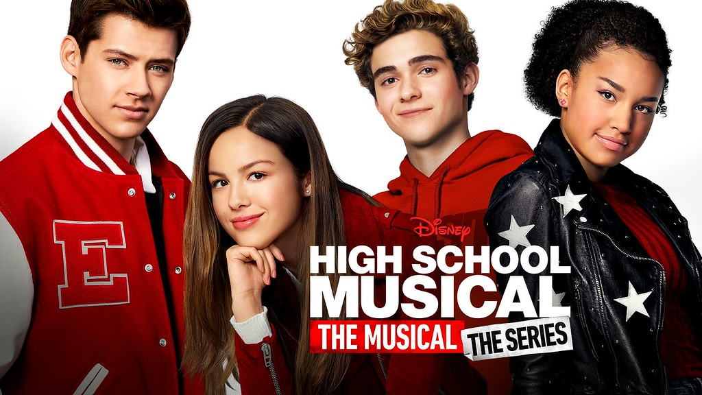 HIGH SCHOOL MUSICAL: THE MUSICAL: THE SERIES aiming for 'tale as old as time' in second season on #DisneyPlus