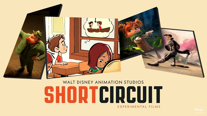 SHORT CIRCUIT launches on #DisneyPlus with 14 fantastic shorts!