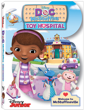 MOM'S REVIEW: 'Doc McStuffins: Toy Hospital' brings home new challenges but on a grander scale