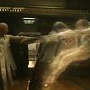 Marvel's DOCTOR STRANGE<br /> <br /> L to R: The Ancient One (Tilda Swinton) and Doctor Stephen Strange (Benedict Cumberbatch)<br /> <br /> Photo Credit: Film Frame <br /> <br /> ©2016 Marvel. All Rights Reserved.