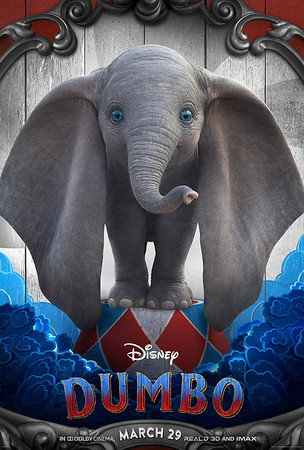 Take a look at DUMBO's cast in individual character posters