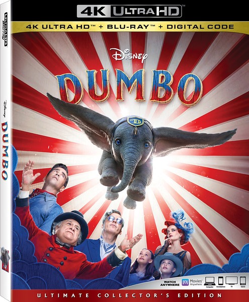 DUMBO flying home on digital and physical home release June 25