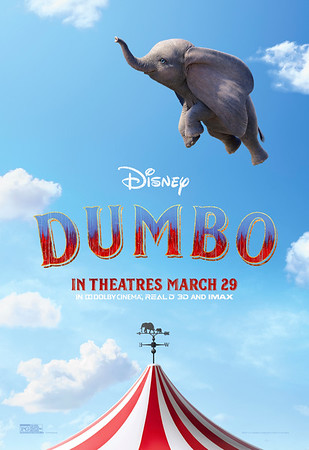 DUMBO behind the scenes featurette and yet another poster!