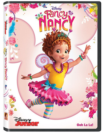 MOM'S REVIEW: FANCY NANCY VOL. 1 offers kids a look into her 'tre magnifique' life!