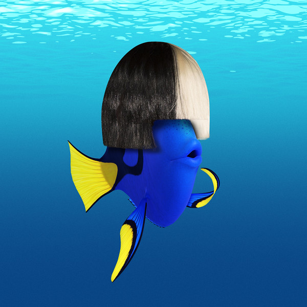 """Unforgettable"" to be covered in FINDING DORY end-credits by Sia"