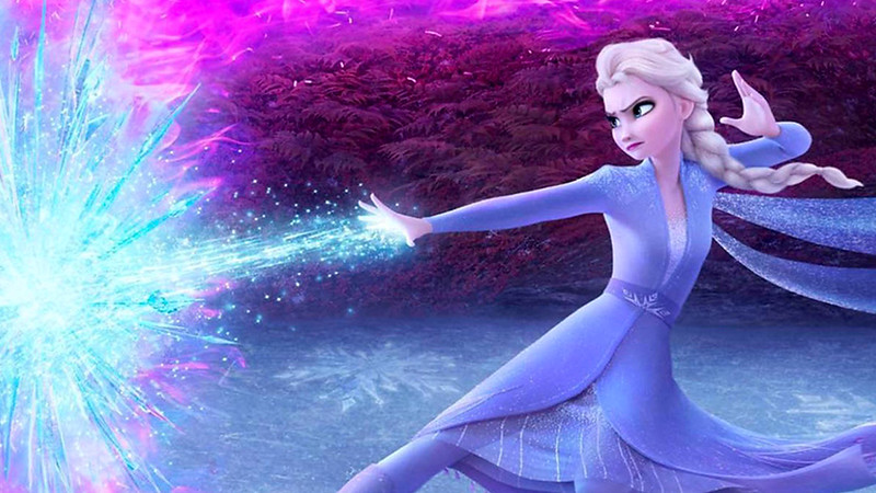 FROZEN 2 collectible ticket offer from Regal 4DX