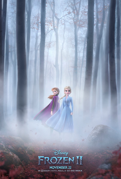 FROZEN 2 unleashes new trailer, poster