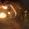 Guardians Of The Galaxy Vol. 2<br /> <br /> Gamora (Zoe Saldana)<br /> <br /> Ph: Film Frame<br /> <br /> ©Marvel Studios 2017