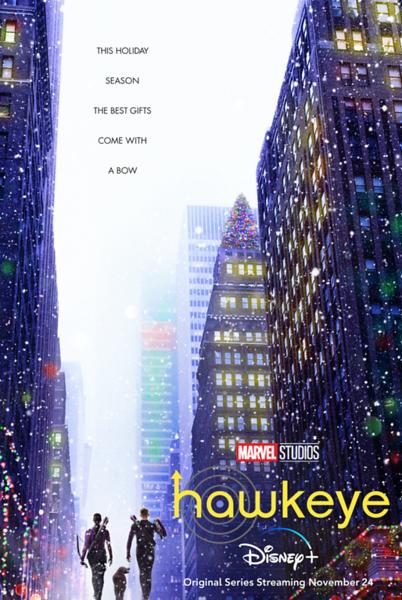 disney plus hawkeye teaser poster
