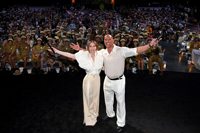 World Premiere Of Disney's Jungle Cruise