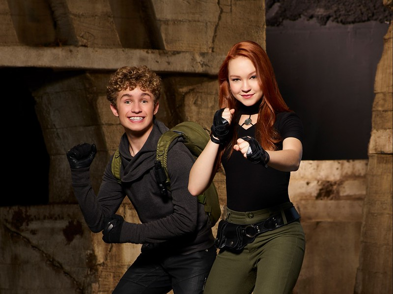 KIM POSSIBLE debuts February 15 with new series debut following for FAST LAYNE