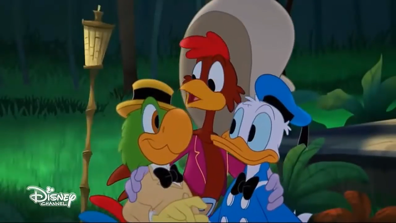'Legend of the Three Caballeros' confirmed for Disney+ at launch!