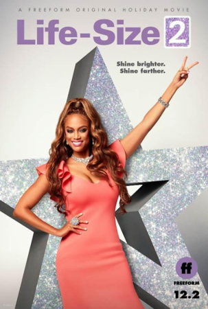 LOOK: LIFE-SIZE 2 returns with Tyra Banks during Freeform's 25 DAYS OF CHRISTMAS