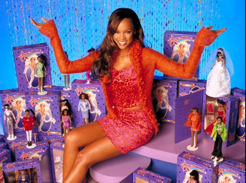 Tyra Banks getting dolled up for LIFE-SIZE sequel, no Lindsay Lohan