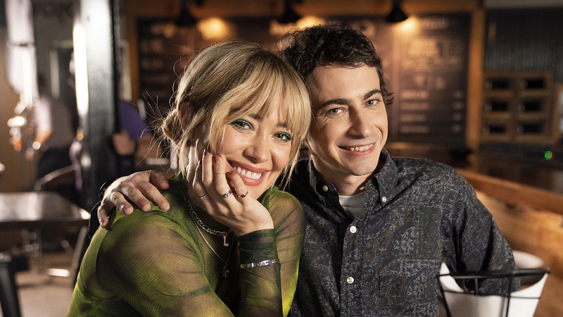 Gordo is a 'GO' for new LIZZIE MCGUIRE, Hilary Duff confirms