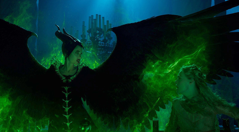 REVIEW: 4DX format of MALEFICENT: MISTRESS OF EVIL creates a scentsational experience