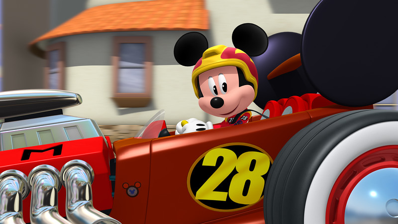MICKEY AND THE ROADSTER RACERS returning for third season on Disney Junior