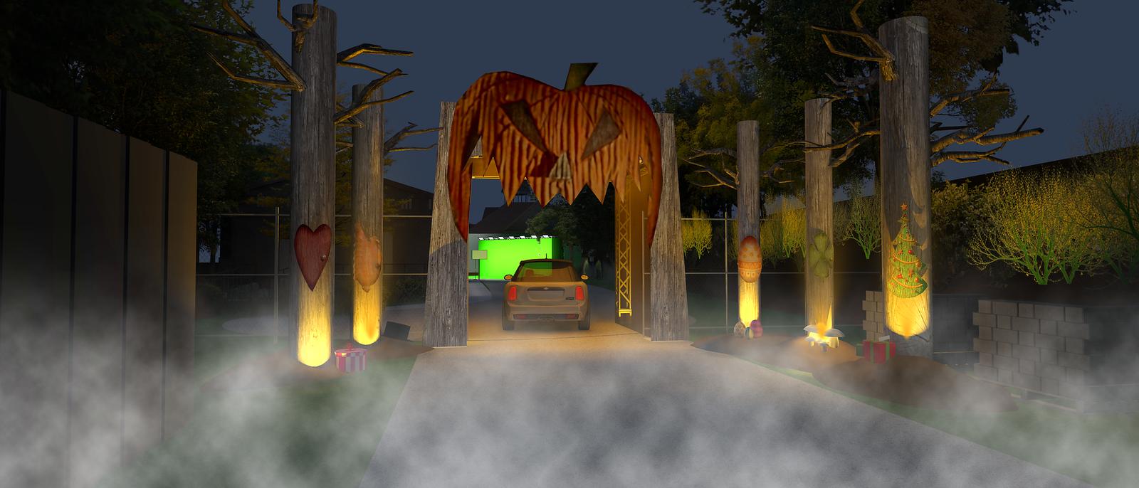 Freeform's Halloween Road 2020