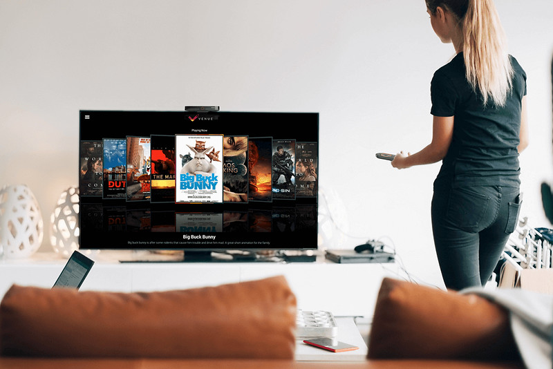 Is the On-Demand streaming future going to be Pay-Per-VIEWER The folks at VENUE sure hope so