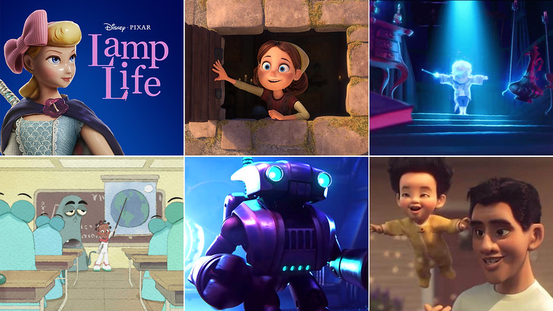 SHORT WEEK! Navigating the plethora of new Disney and Pixar animated shorts!
