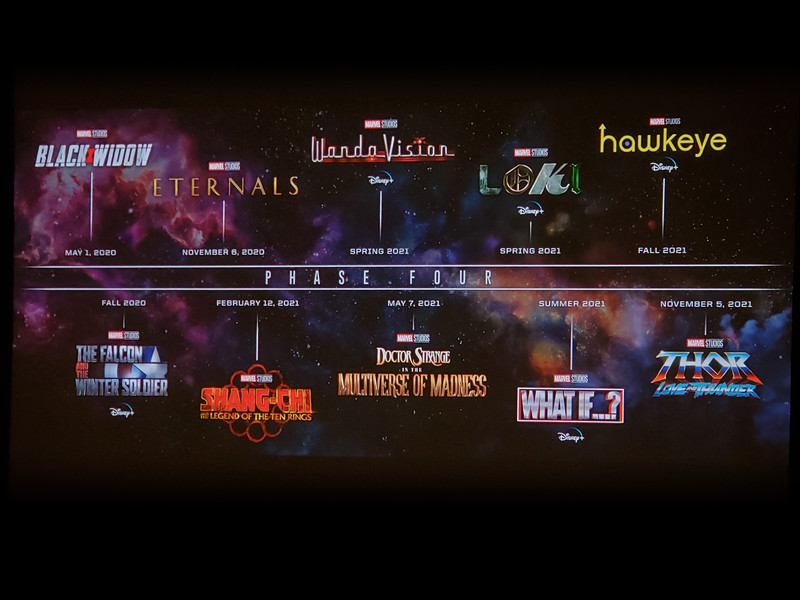 #SDCC: MARVEL STUDIOS details PHASE 4 with surprise announcements and appearances