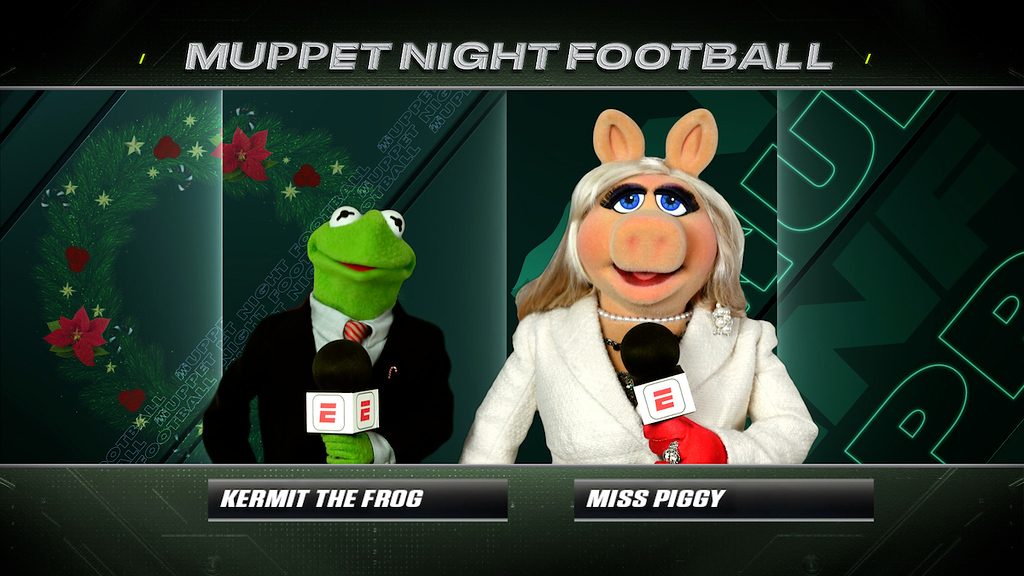 Muppet Night Football on ESPN