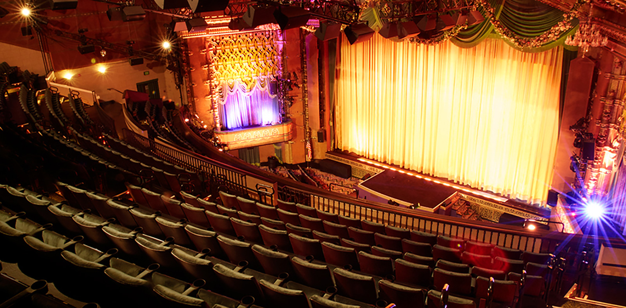 el capitan theatre balcony seats
