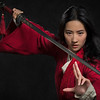 Disney's MULAN<br /> <br /> Mulan (Yifei Liu)<br /> <br /> Photo: Stephen Tilley<br /> <br /> © 2018 Disney Enterprises, Inc. All Rights Reserved.