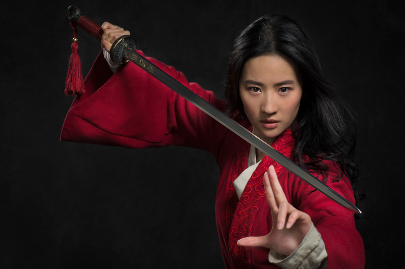 MULAN live-action feature now in production