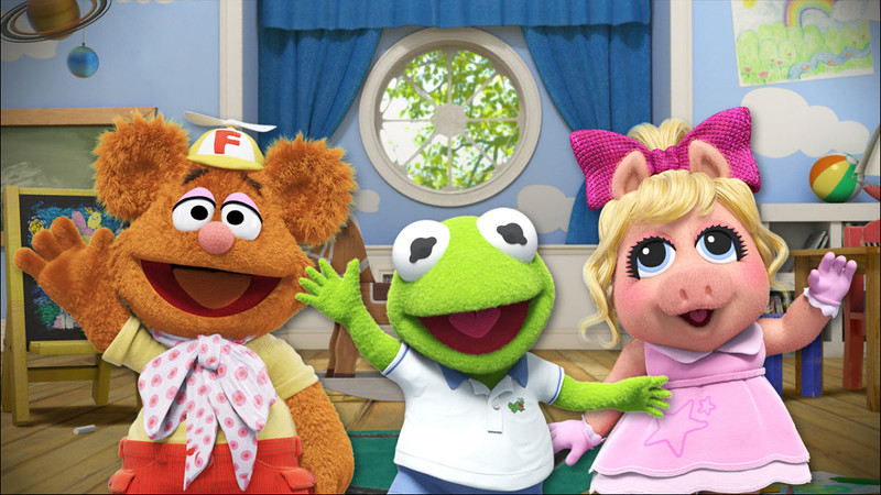 MUPPET BABIES, they'll make your dreams come true once more in 2018