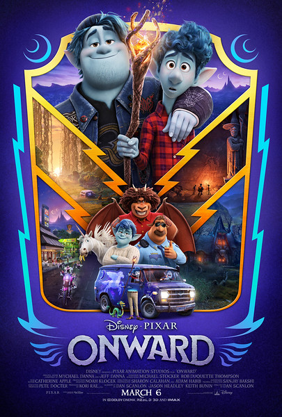 ONWARD sneak peek coming to Disneyland, DHS, DCL