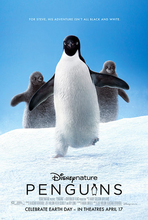 Disneynature celebrates first day of winter with new poster for upcoming PENGUINS