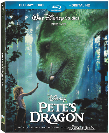 PETE'S DRAGON soars home with notable selection of bonus features