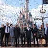 'Pirates of the Caribbean: Dead Men Tell No Tales' cast at Disneyland Paris