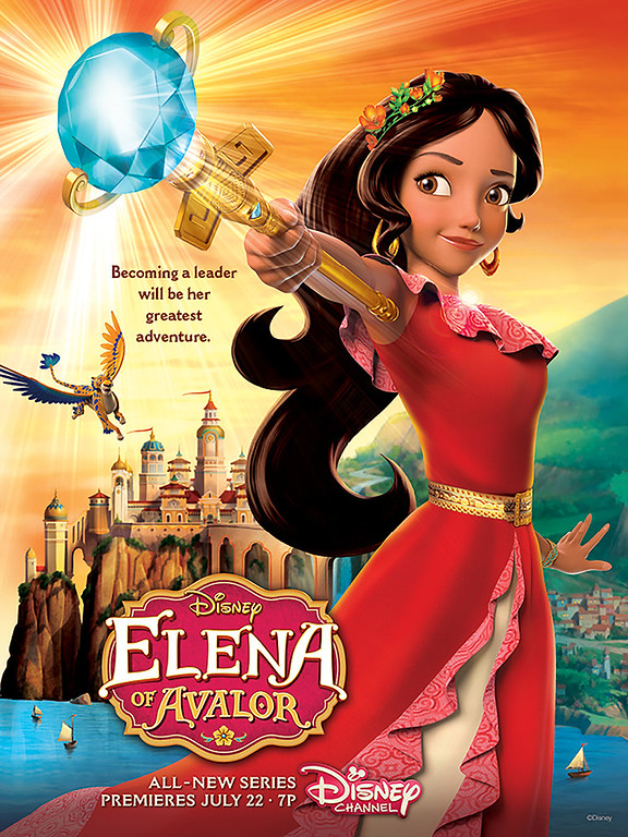 ELENA OF AVALOR premieres July 22, advance sneak from July 1