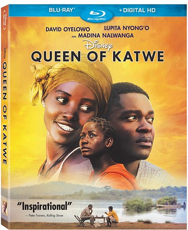 QUEEN OF KATWE makes its move to home release