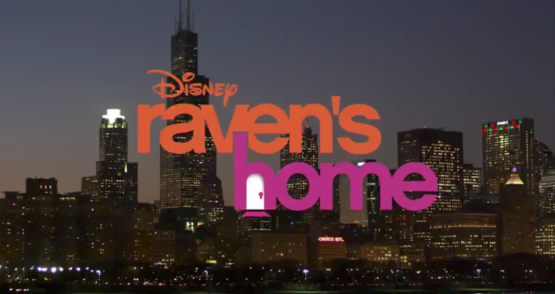 RAVEN'S HOME releases official trailer