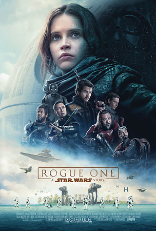 First Look: ROGUE ONE official poster drops