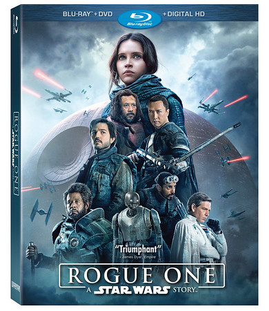 ROGUE ONE lands on home market as early as March 24, 2017