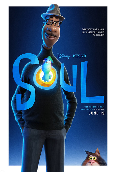 SOUL offers new trailer, stills, poster for Disney-Pixar upcoming animated feature