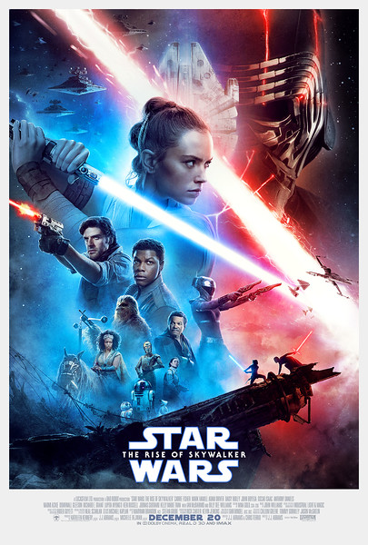 STAR WARS: THE RISE OF SKYWALKER drops new trailer, poster; tickets on sale now