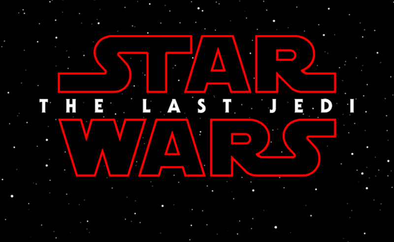 THE LAST JEDI confirmed as title for upcoming STAR WARS: EPISODE VIII