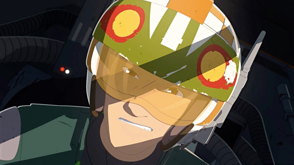 STAR WARS RESISTANCE debuts October 7, check out this first look!