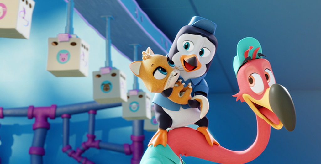 Disney Junior is getting some T.O.T.S.