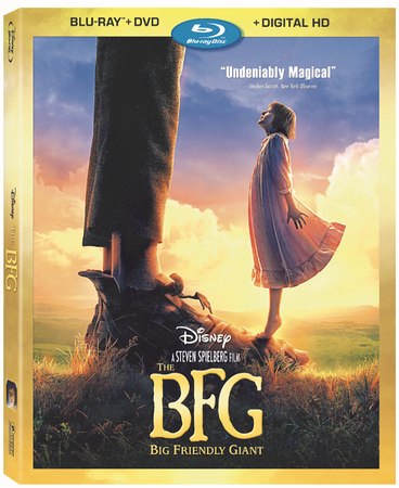 THE BFG comes home with giant-sized bonus features