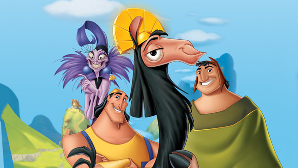 THE EMPEROR'S NEW GROOVE boogies back to the El Capitan 9/21 with exclusive panel