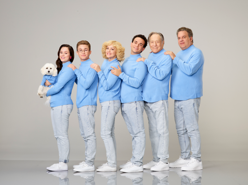 THE GOLDBERGS spin-off set in the 90s ordered for 2018/19 on ABC