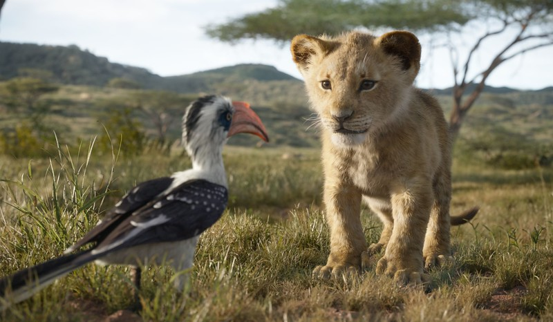 THE LION KING releases new trailer commemorating 100 days until theatrical release